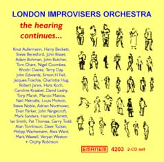 London Improvisers Orchestra 2004
